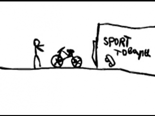 Короткометражный мультик про скейт!