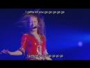 Ayumi Hamasaki 浜崎あゆみ - Wake me Up 2013 15th Anniversary english ⁄romanji Lyrics (A Best Live Tour)