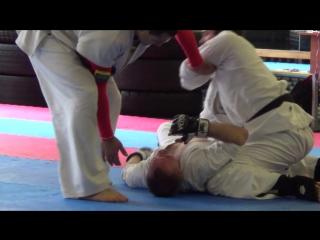 Хокутоки 2 бой (свыше 75 кг)