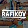 R A F I K O V | Веб дизайнер & программист