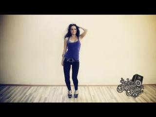 """гоу-гоу танец"" красивая девушка отлично танцует/""go-go dance"" perfectly beautiful girl dances #3"