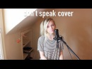 Don't Speak - No Doubt (Holly Henry Cover)