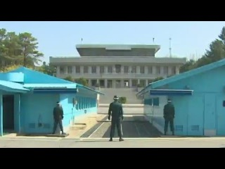 Inside the DMZ; one of the world's most dangerous pl...