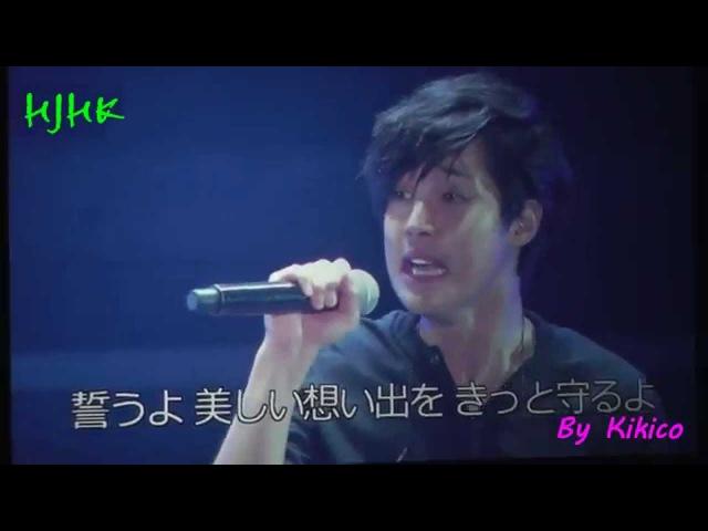 [HJHK] 2015.02.20 Thank You @ KHJ Gemini JP Tour In Makuhari