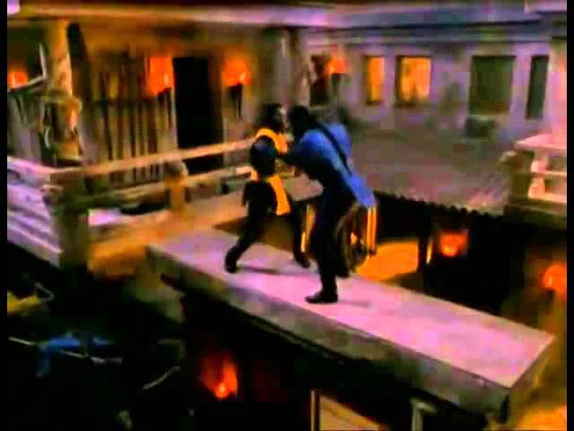 Mortal Kombat Conquest Скорпион vs Саб Зиро