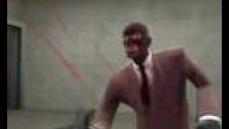 Team Fortress 2 Don't meet the Spy English