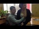 Как правильно ласкать однокласницу за грудь