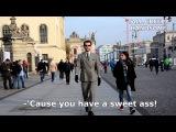 10 часов прогулки по Берлину глазами мужчины ПАРОДИЯ