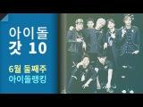 [아이돌 갓 10 / 아갓텐] 이번주 대세 아이돌은 누구? 빅데이터로 보는 진짜 아이&#460