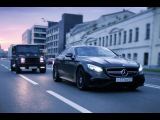 DT Test Drive Mercedes S63 AMG Coupe &amp G63 AMG Brabus