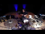 Damien Schmitt - Funniest Drum Solo - With Alain Caron -GoProLiveSession