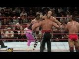 Основание Хартов (Брет Харт) vs. Сборная WWF (Стив Остин) - WWF In Your House 16: Canadian Stampede