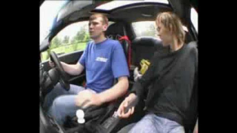 Nissan Skyline GT-R - интервью Руслана Зуева!Журналист в шоке)