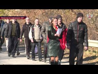 Между Народными Республиками и Украиной состоялся обмен пленными