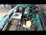 Subaru Justy Yamaha R1 engine RWD
