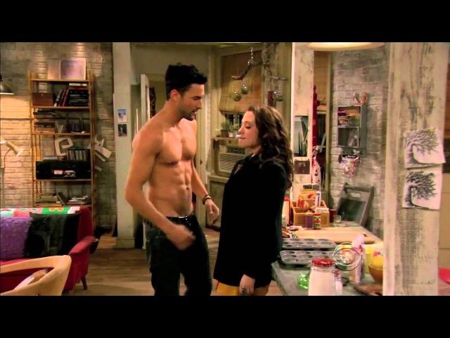 Noah Mills · Two Broke Girls 1x01
