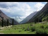 Автостопом в Киргизию / Hitch-hiking to Kyrgyzstan
