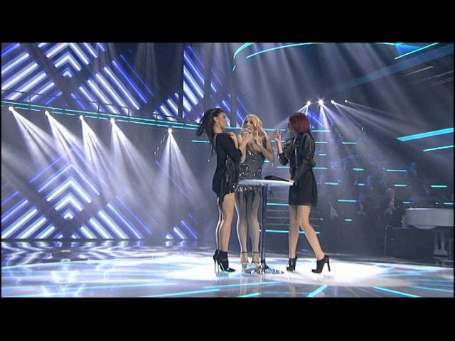 Milica Todorovic - Splet - FS - (TV Prva 24.12.2014.)