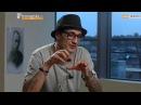 Блакитне сало: Стас Домбровський та література за ґратами