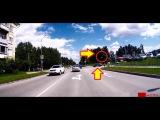 Поворот на красный - это сговор! Снежинск 11 июня 2015