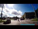 Водители и пешеходы - Снежинск 9 июня 2015