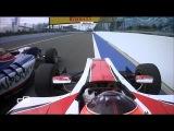 GP3 2015. Sochi. Ocon vs. Fuoco