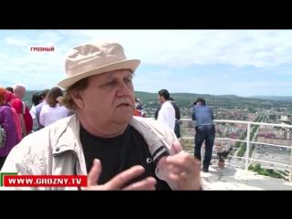 Более пятисот туристов посетили столицу Чечни в минувшие выходные