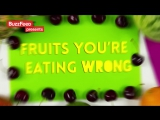 6 Fruits Youre Eating Wrong