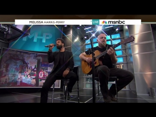 Bilal - I Really Don't Care + interview (on the Melissa Harris-Perry on MSNBC)