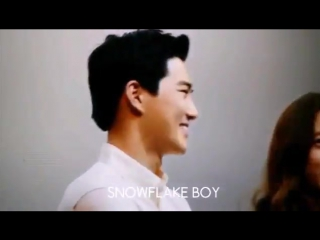 [Fancam] 150824 Krystal Suho - SMTOWN THE STAGE Greeting