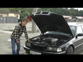 BMW 7 Series E38 Обзор, Бмв е38 7 Серия тест драйв - Алексей Бей