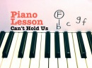 Can't Hold Us- Piano Lesson- Macklemore and Ryan Lewis ft Ray Dalton (Todd Downing)
