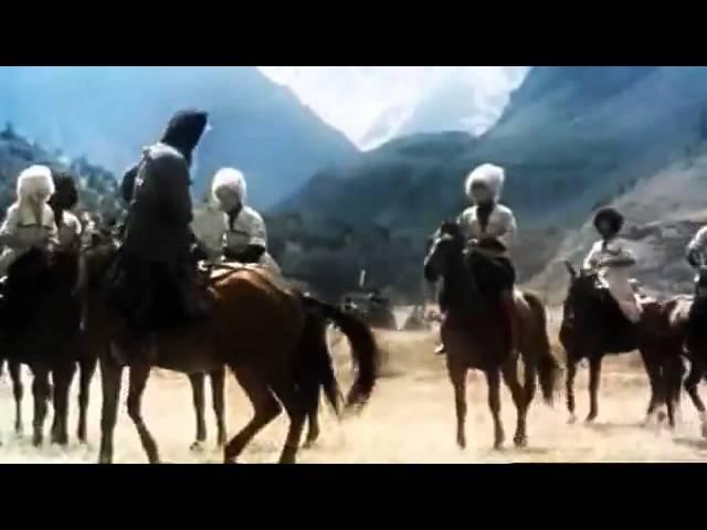 На горе стоял Шамиль Ой ся, ты ой ся!