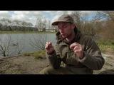 Ловля карпа в городском парке! Mobiel vissen op parkwater