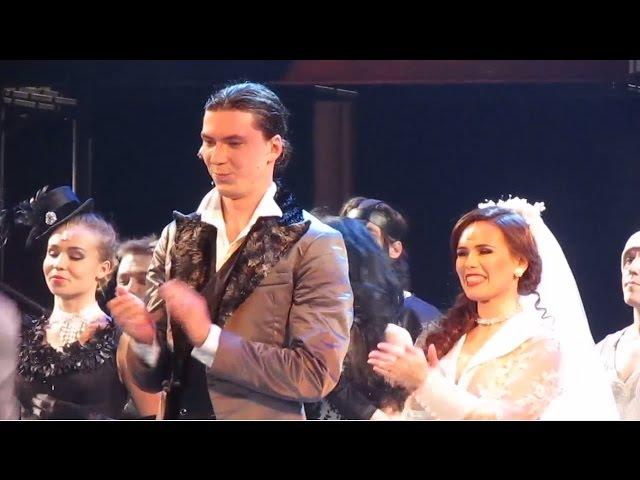 Поклоны Мюзикл Джекилл и Хайд 07.12.2014