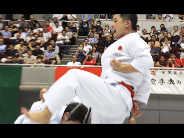 70分!2015年全国空手道大会(JKA)All Japan Karate Championships 2015 (70min)