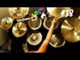 Урок игры на Барабанах #38 | Упражнение на смещение 1-ой доли | Видео школа «Pro100 Барабаны»
