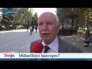 Опрос: как реагируют азербайджанцы на возможность начала войны в Нагорном Карабахе ? АЗЕРБАЙДЖАН , AZERBAIJAN , AZERBAYCAN , БАК