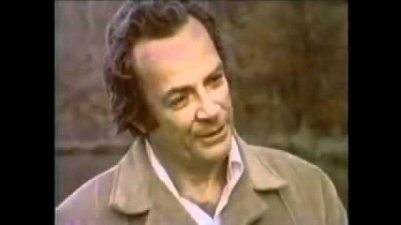 Ричард Фейнман. Посмотри на Мир с другой стороны (1/4)