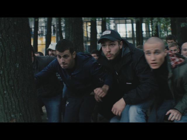 Околофутбола фильм Сцена в парке Лучшие моменты