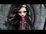 Monster High - Draculaura Collector Doll / Делюксовая Дракулаура - Mattel - CHW66