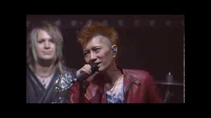 YOHIO Gackt - サクラ、散ル(Sakura, Chiru)Live Break the border tour final Annexet, Stockholm