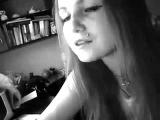 Девушка Читает Рэп 22
