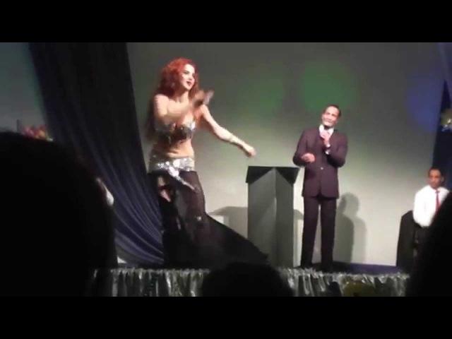 Oxana Bazaeva - Ya benti sultan - ALMAZ festival 2015