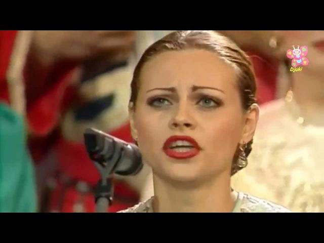 Вітре буйний Кубанский казачий хор Марина Гольченко