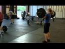 CrossFit WOD Grace in 2 38 Brandi Bastain from CrossFit IoTA