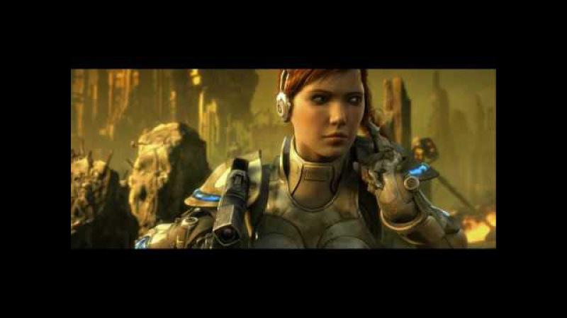 2. StarCraft 2 - Предательство (Betrayal) RUSSIAN