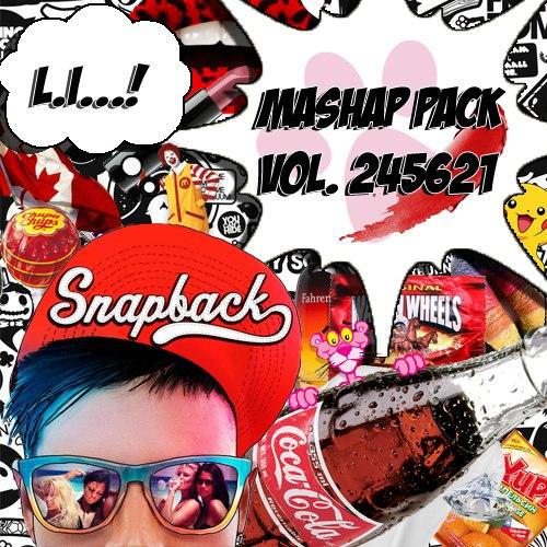 Dj Larin Mash Up Pack Vol.245621 [2015]