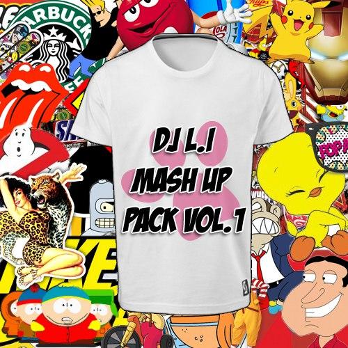 DJ L.I - Mash Up Pack vol.1 [2015]