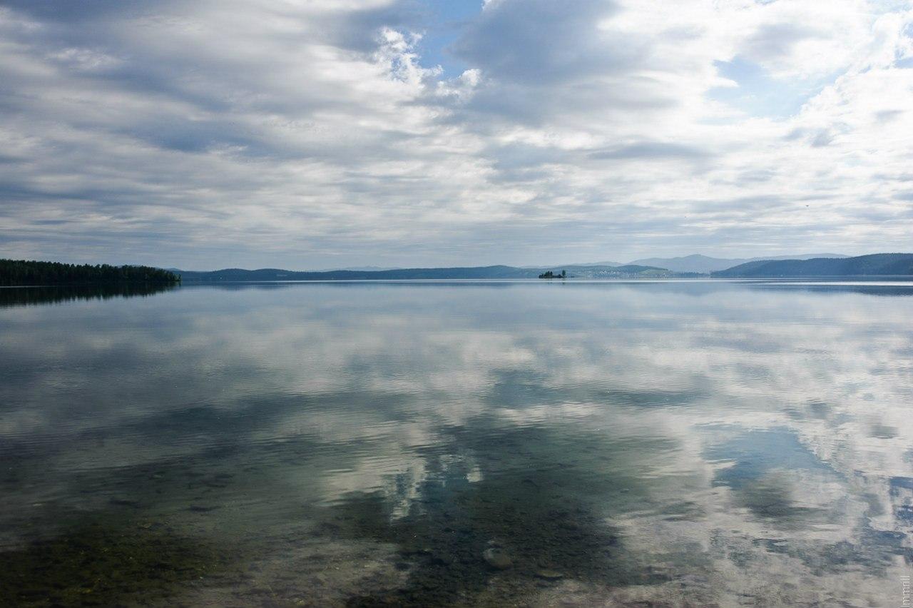 Озеро Тургояк